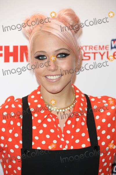 Amelia Lily Photo - Amelia Lily arriving for the FHM 100 Sexiest Women in the World 2013 party at the Sanderson Hotel London 01052013 Picture by Henry Harris  Featureflash