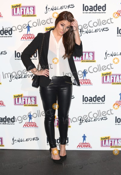 Lucy Pinder Photo - Lucy Pinder at The Loaded LAFTAs Awards 2013 10th Anniversary held at Sway London 07112013 Picture by Henry Harris  Featureflash