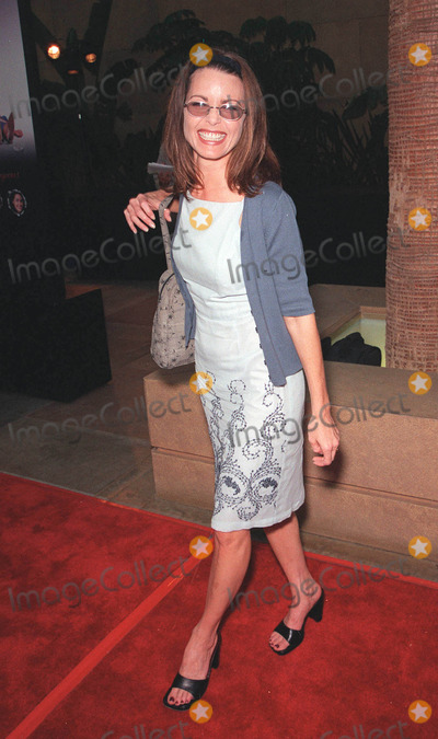 Mitzi Kapture Photo - 12JUL99 Silk Stalkings star MITZI KAPTURE at the Los Angeles premiere of Drop Dead Gorgeous - a comedy following a small towns obsession with its teenage beauty contest Paul Smith  Featureflash