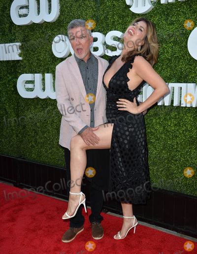 Alan Thicke Photo - LOS ANGELES CA August 10 2016 Alan Thicke  wife Tanya Callau at the CBS  Showtime Annual Summer TCA Party with the Stars at the Pacific Design Centre West Hollywood Picture Paul Smith  Featureflash