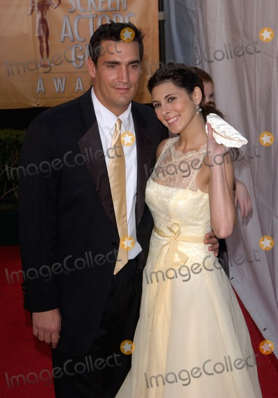 AJ DiScala Photo - Feb 06 2005 Los Angeles CA JAMIE-LYNN DISCALA  husband AJ DISCALA at the 11th Annual Screen Actors Guild Awards at the Shrine Auditorium
