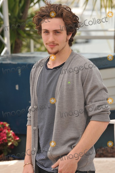 Aaron Johnson Photo - Aaron Johnson at the photocall for his new movie Chatroom at the 63rd Festival de CannesMay 14 2010  Cannes FrancePicture Paul Smith  Featureflash