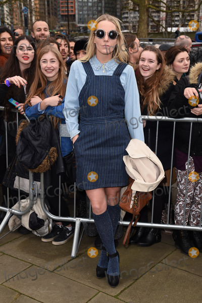 Alice Naylor-Leyland Photo - Alice Naylor-Leyland at the Topshop Unique Fashion Show as part of London Fashion Week AW 2016February 21 2016  London UKPicture Steve Vas  Featureflash