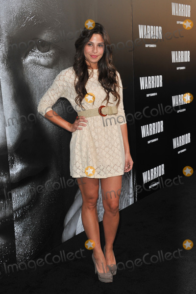Ana Ayora Photo - Ana Ayora at the world premiere of Warrior at the Arclight Theatre HollywoodSeptember 6 2011  Los Angeles CAPicture Paul Smith  Featureflash