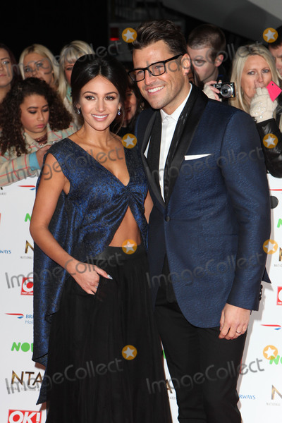 Ashleigh Defty Photo - Michelle Keegan and Mark Wright attending the National Television Awards 2016 The O2 London on 20012016 Picture by Kat Manders  Featureflash