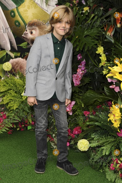 Harry Hickles Photo - Harry Hicklesarives for the Rio 2 Screening at the Vue cinema Leicester Square London 30032014 Picture by Steve Vas  Featureflash