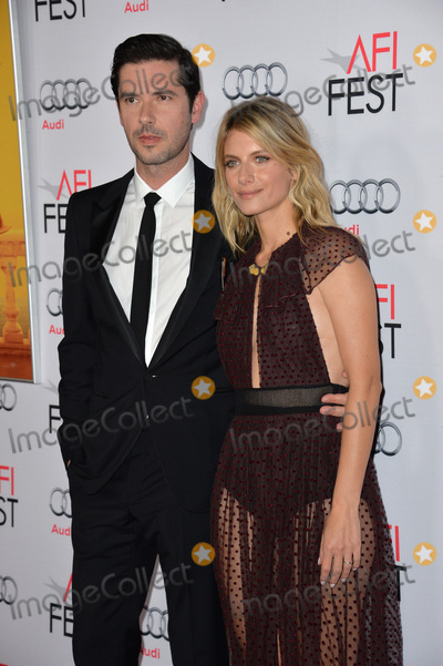 Melvil Poupaud Photo - Actress Melanie Laurent  actor Melvil Poupaud at the AFI Festival premiere of their movie By the Sea at the TCL Chinese Theatre HollywoodNovember 5 2015  Los Angeles CAPicture Paul Smith  Featureflash