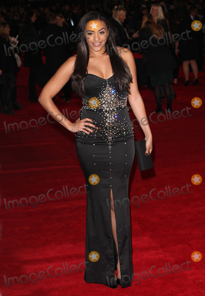 Amal Fashanu Photo - Amal Fashanu arriving for the UK Premiere of Jack Ryan at Vue Leicester Square London 20012014 Picture by Alexandra Glen  Featureflash