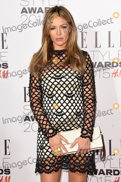 Abbey Clancy Photo - Abbey Clancy at the Elle Style Awards 2015 at Sky Bar Walkie Talkie Building London 24022015 Picture by Steve Vas  Featureflash