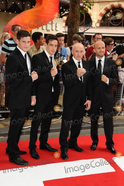Barry McGuigan Photo - Barry McGuigan arriving for the UK Premiere of Red 2 at Empire Leicester Square London 22072013 Picture by Steve Vas  Featureflash
