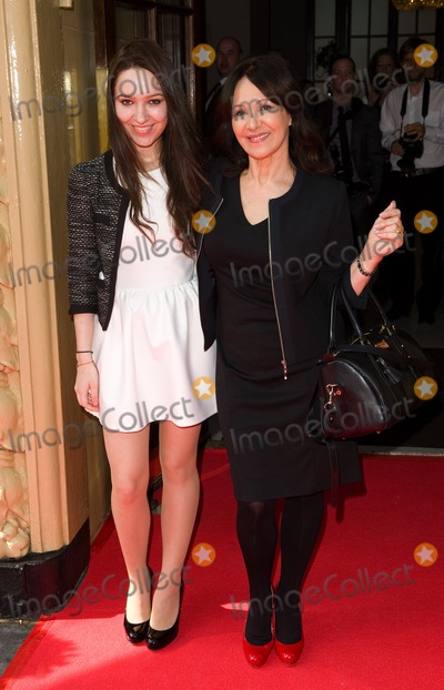Arlene Philips Photo - Arlene Philips and daughter arrives for the Tesco Mum of the Year Awards 2012 at the Waldorf Hotel London 11032012 Picture by Simon Burchell  Featureflash