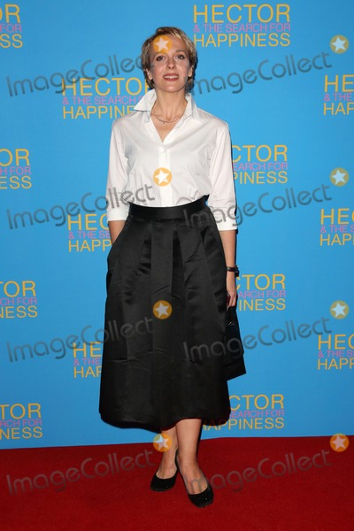 Amanda Abbington Photo - Amanda Abbington arriving for the Hector And The Search For Happiness - UK film premiere London 13082014 Picture by James Smith  Featureflash