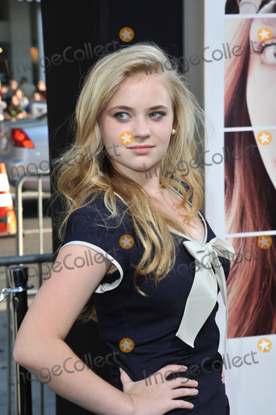 Sierra McCormick Photo - Sierra McCormick at the world premiere of If I Stay at the TCL Chinese Theatre HollywoodAugust 20 2014  Los Angeles CAPicture Paul Smith  Featureflash