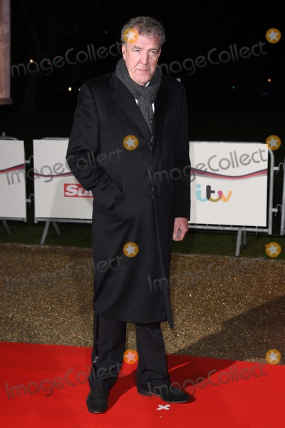 Jeremy Clarkson Photo - Jeremy Clarkson arriving for the Sun Military Awards 2014 at the National Maritime Museum Greenwich London 10122014 Picture by Steve Vas  Featureflash