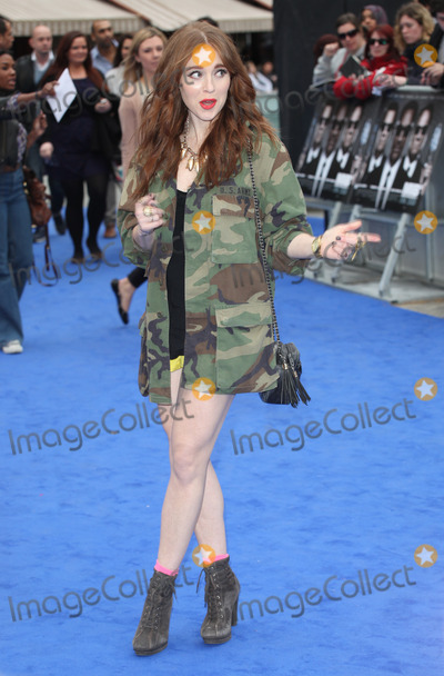 Angela Scanlan Photo - Angela Scanlan arriving at the Men In Black 3 Premiere at Odeon Leicester Square London 16052012 Picture by Alexandra Glen  Featureflash