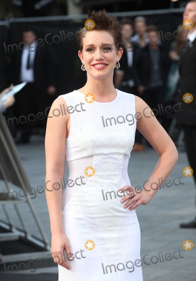 Daniella Kertesz Photo - Daniella Kertesz  arriving for the World War Z World Premiere at Empire Leicester Square London 02062013 Picture by Alexandra Glen  Featureflash
