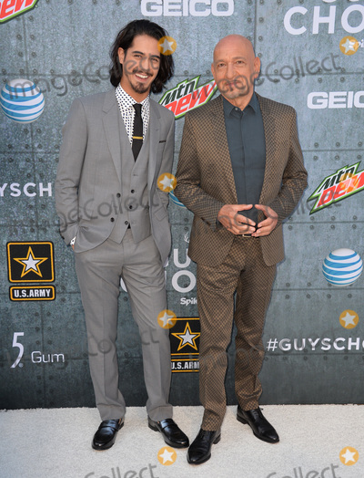 Avan Jogia Photo - Sir Ben Kingsley  Avan Jogia (left) at Spike TVs 2015 Guys Choice Awards at Sony Studios Culver CityJune 7 2015  Los Angeles CAPicture Paul Smith  Featureflash