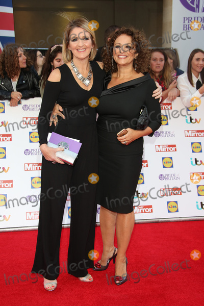 Nadia Sawalha Photo - Kaye Adams  Nadia Sawalha at the 2015 Pride of Britain Awards at the Grosvenor House HotelSeptember 28 2015  London UKPicture James Smith  Featureflash