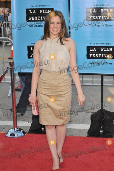 Anna Chlumsky Photo - Anna Chlumsky at the world premiere of Paper Man - the opening night movie for the Los Angeles Film Festival - at the Mann Village Theatre WestwoodJune 18 2009  Los Angeles CAPicture Paul Smith  Featureflash