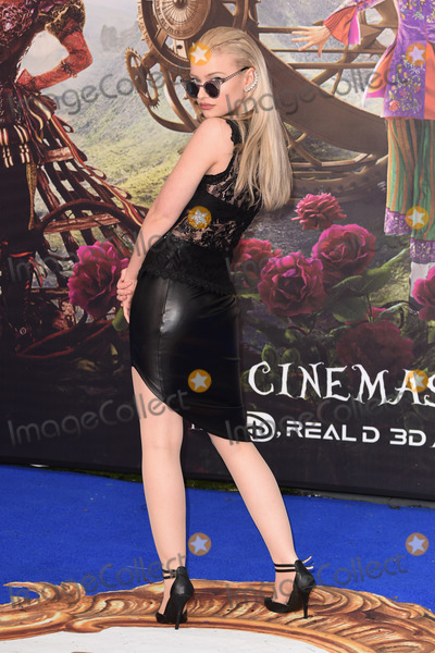 Alice Chater Photo - Alice Chater at the premiere of Alice Through the Looking Glass at the Odeon Leicester Square LondonMay 10 2016  London UKPicture Steve Vas  Featureflash