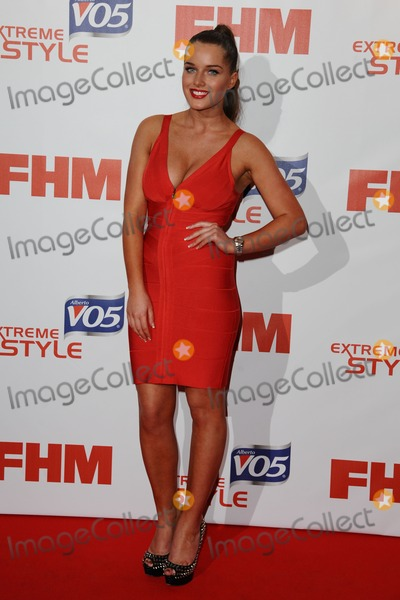 Helen Flanagan Photo - Helen Flanagan arriving at FHM 100 Sexiest Women In The World 2012 - Launch Party Proud Bank London 01052012 Picture by Steve Vas  Featureflash