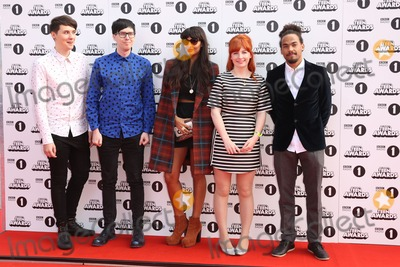 Alice Levine Photo - Dan Howell Phil Lester Jameela Jamil Alice Levine Devin Griffin attending the BBC Radio 1s Teen Awards held at Wembley arenaLondon England 19102014 Picture by James Smith  Featureflash