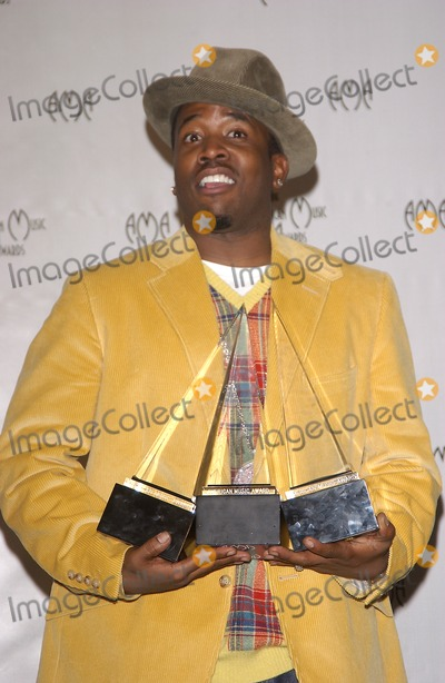 Antwan Patton Photo - Nov 14 2004 Los Angeles CA Outkast star BIG BOI (Antwan Patton) at the 32nd Annual American Music Awards at the Shrine Auditorium Los Angeles CA