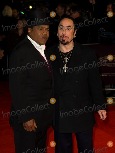 David Gest Photo - Tito Jackson and David Gest arriving for the UK premiere of Michael Jackon The Life of an Icon Empire Leicester Square London 02112011 Picture by  Simon Burchell  Featureflash