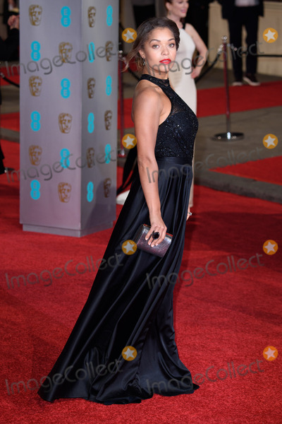 Antonia Thomas Photo - Antonia Thomas arriving for the BAFTA Film Awards 2016 at the Royal Opera House Covent Garden LondonFebruary 14 2016  London UKPicture Steve Vas  Featureflash