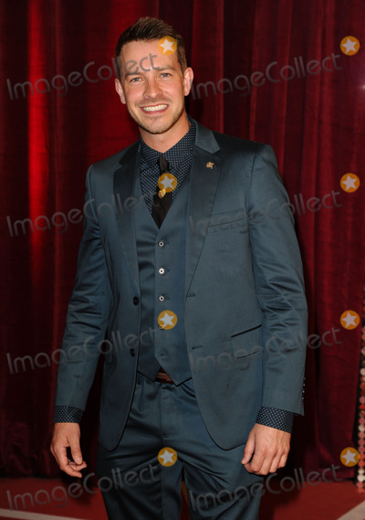 Ashley Taylor Dawson Photo - Ashley Taylor Dawson arriving for the British Soap Awards 2013 at Media City Manchester 18052013 Picture by Steve Vas  Featureflash