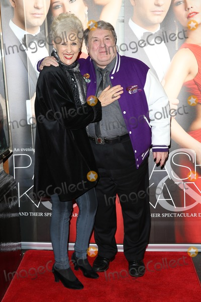 Anita Dobson Photo - Anita Dobson Russell Grant at the Katya and Pasha West End show - Gala night held at the Lyric Theatre London 07042014 Picture by Henry Harris  Featureflash