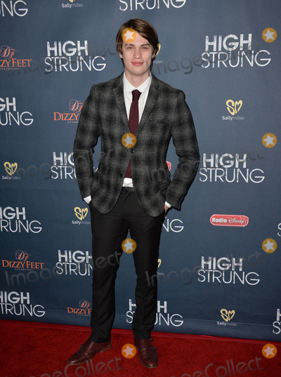 Nicholas Galitzine Photo - Actor Nicholas Galitzine at the premiere for High Strung at the TCL Chinese 6 Theatres HollywoodMarch 29 2016  Los Angeles CAPicture Paul Smith  Featureflash
