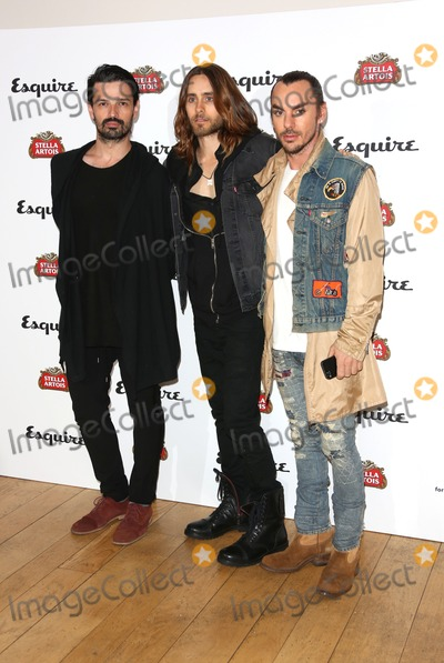 30 Seconds to Mars Photo - Jared Leto 30 seconds to mars at the Esquire and Stella Artois summer party 2013 held at Somerset House London 29052013 Picture by Henry Harris  Featureflash
