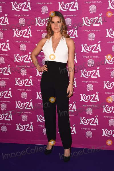 Amanda Byram Photo - Amanda Byram arrives for the Cirque Du Soleil KOOZA Premiere at the Royal Albert Hall Kensington London 06012015 Picture by Steve Vas  Featureflash