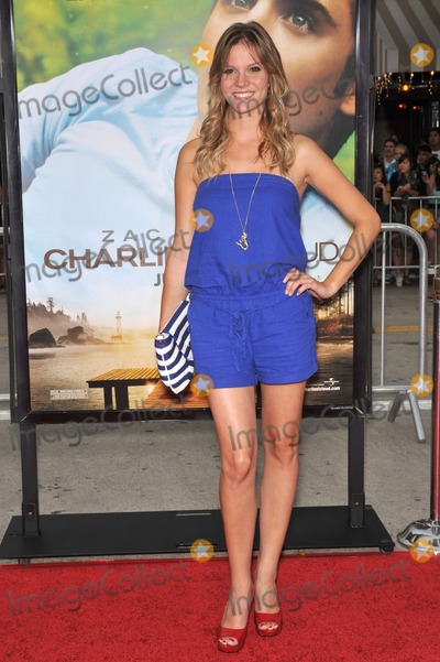 Amber Borycki Photo - Amber Borycki at the world premiere of Charlie St Cloud at the Mann Village Theatre WestwoodJuly 20 2010  Los Angeles CAPicture Paul Smith  Featureflash
