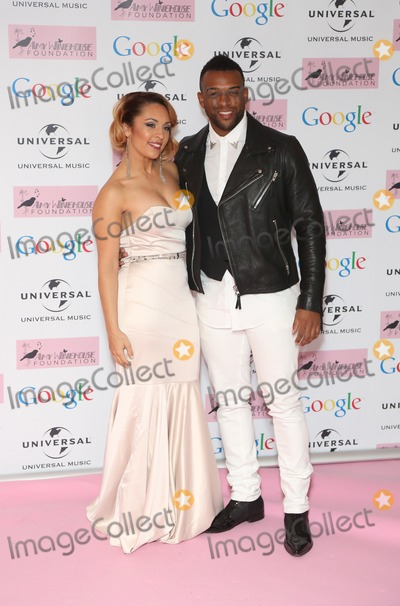 Amy Winehouse Photo - AJ Azari Oritse Williams arriving for the Amy Winehouse Foundation Dinner London 20112013 Picture by Henry Harris  Featureflash