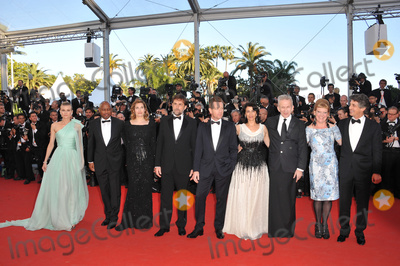 Andrea Arnold Photo - Cannes Jury (Nanni Moretti Hiam Abbass Andrea Arnold Emmanuelle Devos Diane Kruger Jean-Paul Gaultier Ewan McGregor Alexander Payne  Raoul Peck) at the premiere of Moonrise Kingdom - the gala opening of the 65th Festival de CannesMay 16 2012  Cannes FrancePicture Paul Smith  Featureflash