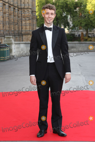 Cinderella Photo - Matt Edmondson at the Believe In Magic Cinderella Ball held at the Natural History Museum London August 10 2015  London UKPicture James Smith  Featureflash