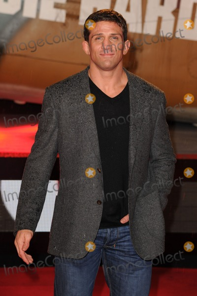 Alex Reid Photo - Alex Reid arriving for the A Good Day to Die Hard UK Premiere Empire Leicester Square London 07022013 Picture by Steve Vas  Featureflash