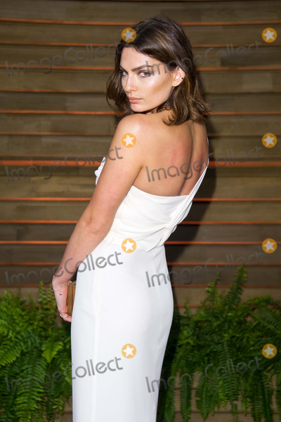 Alyssa Miller Photo - Alyssa Miller arriving for the 2014 Vanity Fair Oscars Party Los Angeles 02032014 Picture by James McCauleyFeatureflash
