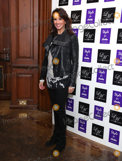 Andrea Mclean Photo - Andrea McLean arriving for the Style for Stroke Party 5 Cavendish Square London 02102012 Picture by Henry Harris   Featureflash