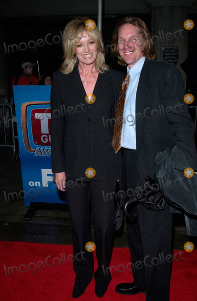 Susan Anton Photo - Actress SUSAN ANTON  husband at the 3rd Annual TV Guide Awards in Los Angeles2001    Paul SmithFeatureflash