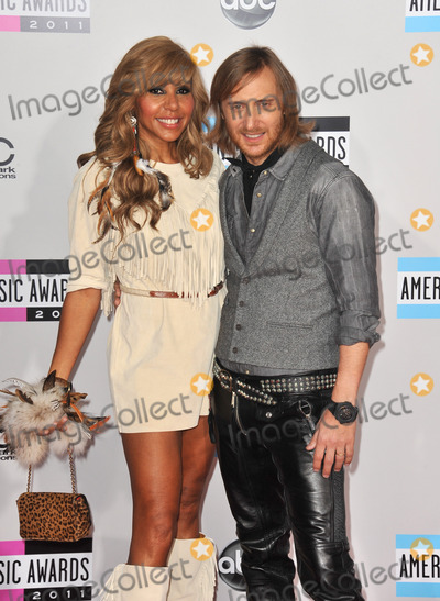 Cathy Guetta Photo - David Guetta  Cathy Guetta at the 2011 American Music Awards at the Nokia Theatre LA Live in downtown Los AngelesNovember 20 2011  Los Angeles CAPicture Paul Smith  Featureflash