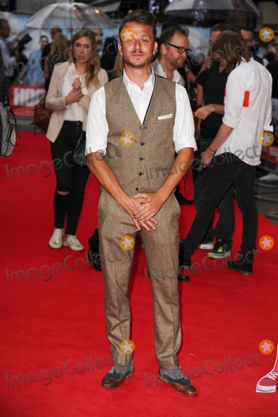 Andy Samuels Photo - Andy Samuels arrives for the premiere of The Hooligan Factory at the Odeon West End London 09062014 Picture by Steve Vas  Featureflash