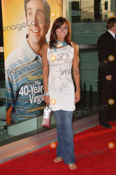 Kimberly Page Photo - Actress KIMBERLY PAGE at the world premiere of 40 Year-Old Virgin at the Arclight Theatre HollywoodAugust 11 2005  Los Angeles CA 2005 Paul Smith  Featureflash