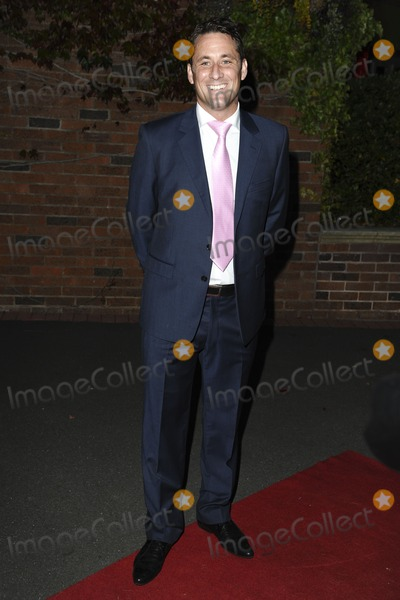 Nick Pickard Photo - Nick Pickard arrives for the 2011 Hollyoaks Ball at Chester Racecourse Chester 01092011 Picture by Steve Vas  Featureflash