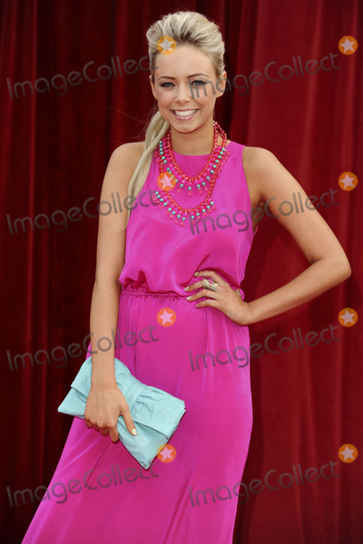 Sacha Parkinson Photo - Sacha Parkinson arrives at the British Soap awards 2011 held at the Granada Studios Manchester14052011  Picture by Steve VasFeatureflash