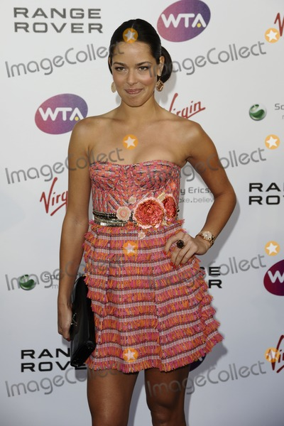 Anna Ivanovic Photo - Anna Ivanovic arriving for the Pre Wimbledon Party Kensington Roof Gardens London 16072011  Picture by Steve Vas  Featureflash