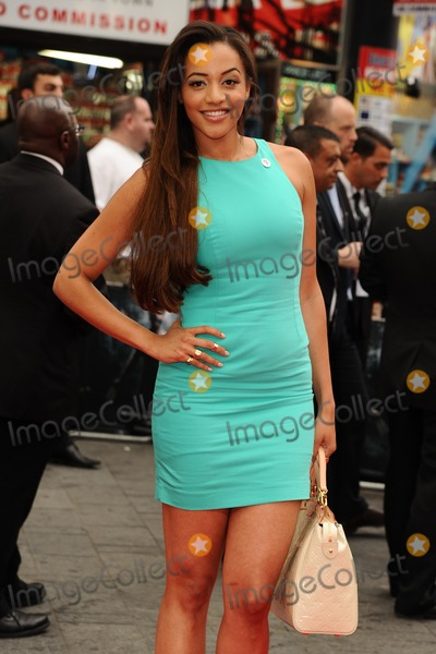 Amal Fashanu Photo - Amal Fashanu arriving for The Wolverine premiere Empire Leicester Square London 16072013 Picture by Steve Vas  Featureflash