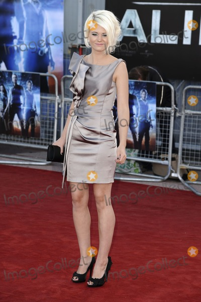 Danielle Harold Photo - Danielle Harold arrives for the premiere of Cowboys and Aliens at the 02 cineworld cinema London 11082011 Picture by Steve Vas  Featureflash